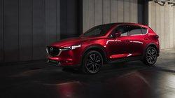 Dévoilement du tout nouveau CX-5 2017 de Mazda!