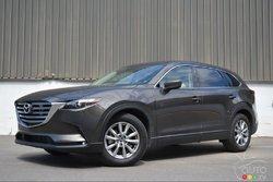 Mazda CX-9 GS-L 2016 : Essai routier