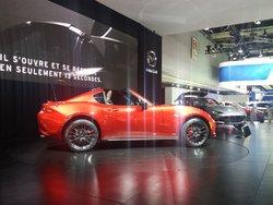 Mazda au Salon de l'auto de Montréal
