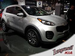 Forte présence de Kia au Salon de l'auto de Montréal 2016