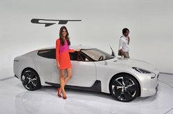 Kia GT en production en 2017