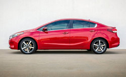 Kia Forte 2017 - Maintenant disponible