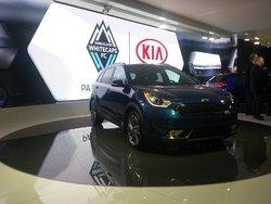 Le Niro, petit nouveau de Kia au Salon de l'auto de Montréal