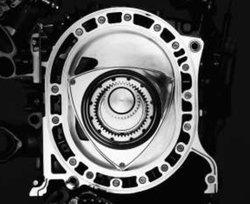 Le moteur rotatif a 50 ans
