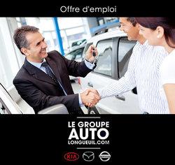 Conseiller aux ventes de véhicules neufs