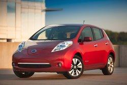 Nissan lance son programme de véhicules d'occasion LEAF
