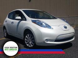 Nissan Leaf S 2017 - Premières impressions