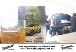Lancement du tout nouveau Qashqai de Nissan