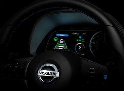 La Leaf 2018; La voiture semi-autonome de Nissan