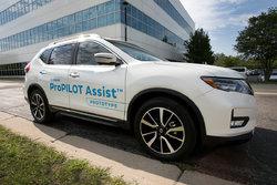 Assistance Nissan ProPILOT