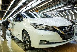 Nissan annonce la production de sa nouvelle Leaf à l'usine de Smyrna