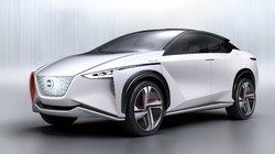 Nissan IMx concept présenté au Salon de l'auto de Tokyo