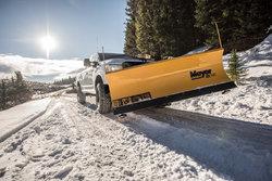 Affronter l'hiver avec le Nissan TITAN XD 2018 et son nouveau pré-équipement chasse-neige