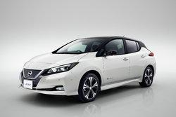 La Nissan Leaf 2018 remporte le prix de la meilleure innovation du CES