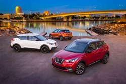 Nissan Kicks 2018: Le p'tit nouveau de Nissan