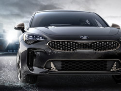 La Kia Stinger en lice pour la voiture nord-américaine de l'année