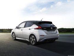 Ventes records de la Nissan Leaf