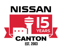 L'usine Nissan de Canton souffle ses 15 bougies!