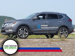 Nissan Rogue SL Platine ProPILOT 2018 - Essai routier long terme