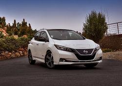 Ventes records de Nissan Qashqai et Nissan Leaf en août pour le Canada