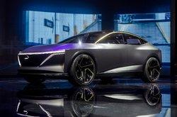 Nissan IMs concept présenté au Salon de l'auto de Détroit