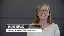 [VIDEO] Capsule Métier: Solène Besnard - Directrice du renouvellement - Longueuil Nissan