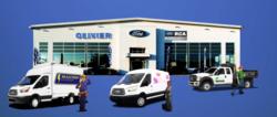 Réseau Classe Affaires Olivier Ford - Camion Utilitaire pour Entreprise