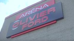 Aréna Olivier Ford - Centre Sportif Gaétan-Boucher