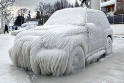 Déglacer votre véhicule