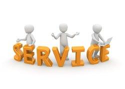 Un service personnalisé !