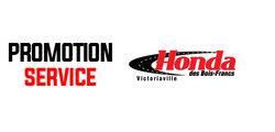 Promotion ❄Déjouez l'hiver! ❄ avec Honda des Bois-Francs