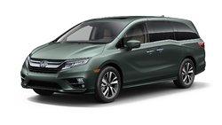 Le Honda Odyssey 2018 : de belles nouveautés