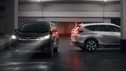 Ford Escape 2017 vs Honda CR-V 2017 à Lévis