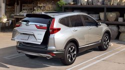 Hyundai Tucson 2017 vs Honda CR-V 2017 à Lévis