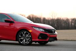 La toute nouvelle Honda Civic Si 2017 à Lévis
