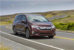 Location d'un Honda Odyssey 2019 : Options de financement chez Lévis Honda