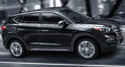 Nissan Rogue 2017 vs Hyundai Tucson 2017 à Montmagny
