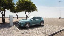 La nouvelle Hyundai Kona électrique 2019 : bientôt disponible chez Montmagny Hyundai!