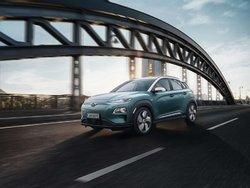 Hyundai Kona électrique 2019 à découvrir près de Québec