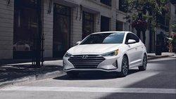 Optez pour la location d'une Hyundai Elantra 2020