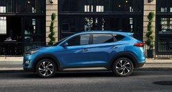 Prix et fiche technique du Hyundai Tucson 2019