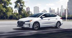 Toyota Corolla 2020 vs Hyundai Elantra 2020 à Montmagny