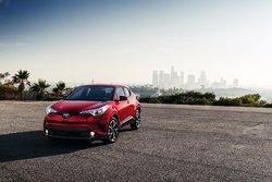 Le nouveau Toyota C-HR - Disponible dès 2017