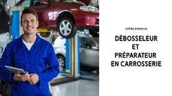 Offre d'emploi : Débosseleur et Préparateur en carrosserie
