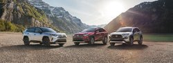 Jeep Cherokee 2019 vs Toyota RAV4 2019 à Longueuil