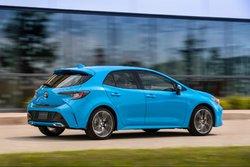 Honda Civic Hatchback 2019 vs Toyota Corolla Hatchback 2019 à Longueuil