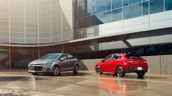 Toyota Corolla 2019 vs Chevrolet Cruze 2019 à Chicoutimi