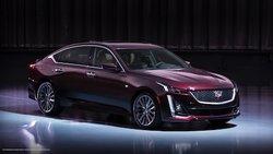 Découvrez la toute nouvelle Cadillac CT5 2020