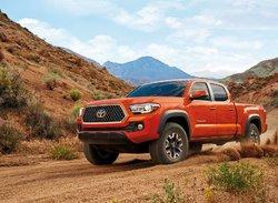 Découvrez les camions Toyota à vendre chez St-Raymond Toyota
