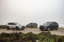 Location d'un Toyota RAV4 2019 chez St-Raymond Toyota